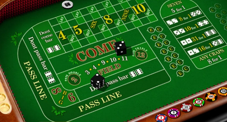 Learn To Play Craps Online