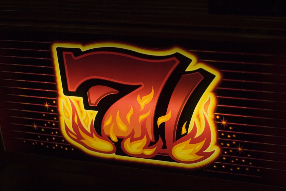 Red Hot 7 Slot Machines