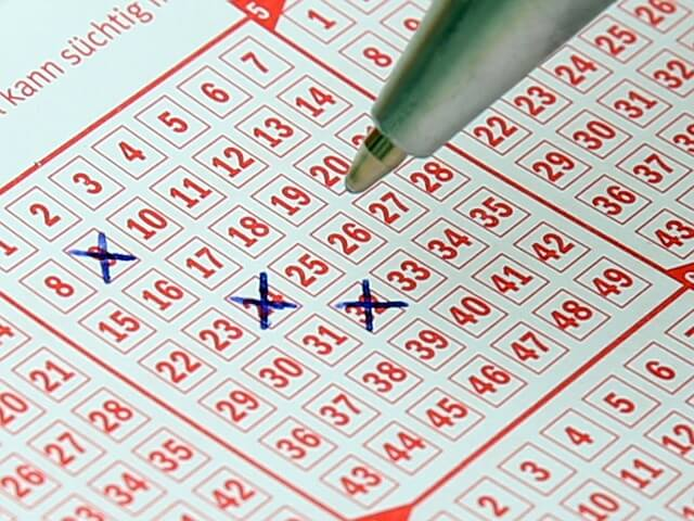 Tiket Lotere